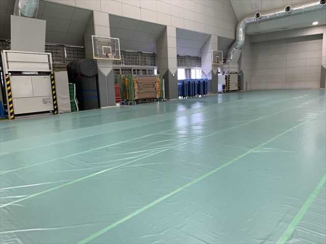 東京、神奈川、千葉で養生シートのレンタル施工なら